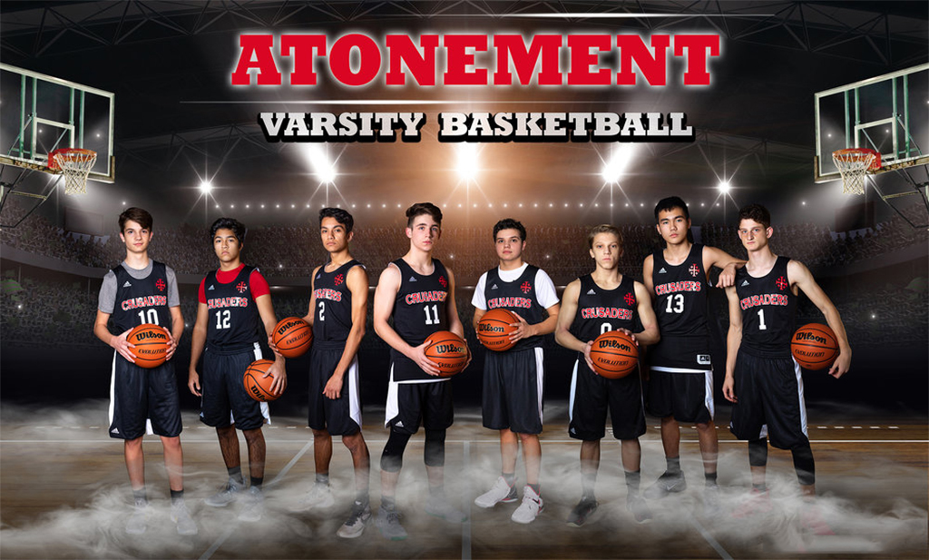 Basketball Team Banners